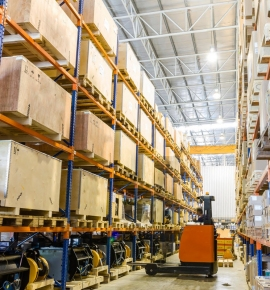 Warehousing and reloading
